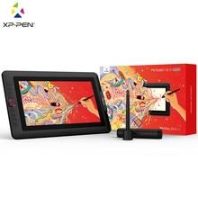 XP-PEN artysta 13.3Pro edycja świąteczna rysunek cyfrowy Tablet graficzny z ekranem Monitor piórkowy w pełni laminowany z pochyleniem