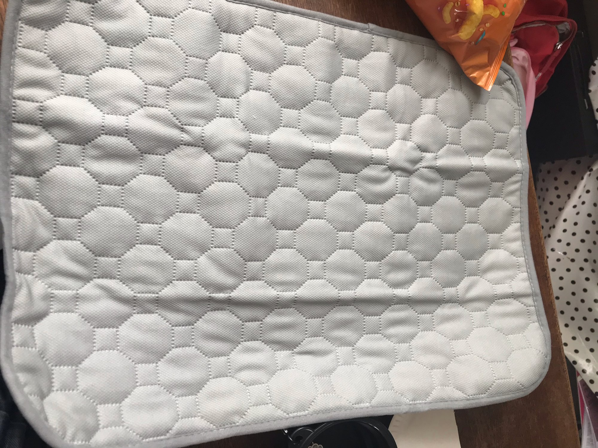 Pawty Trainer Pee Pad photo review