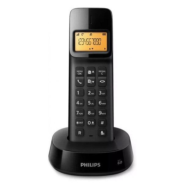Drahtlose Telefon Philips D1601B/01 1,6