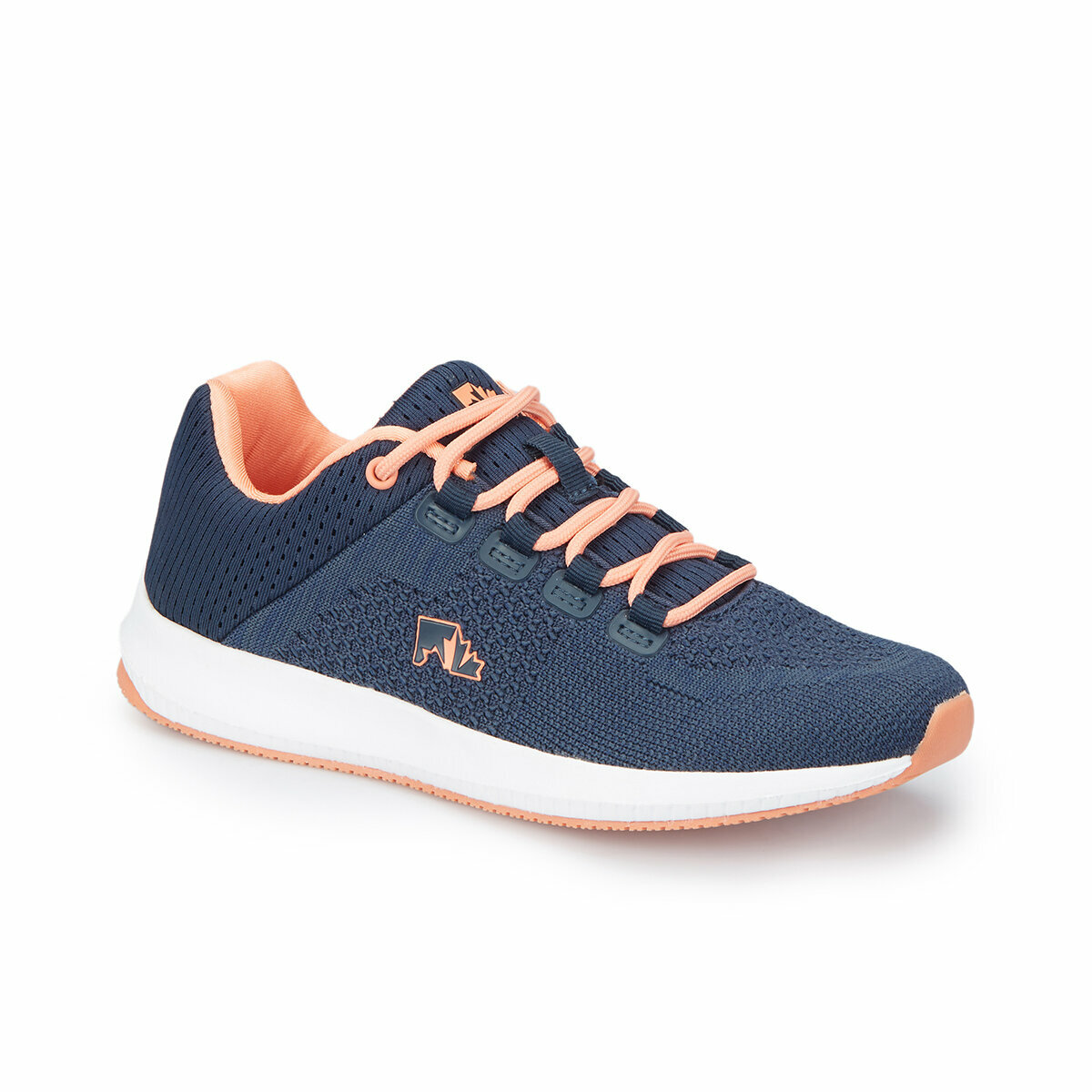 FLO ALE WMN Navy Blue Women 'S Sneaker Shoes LUMBERJACK