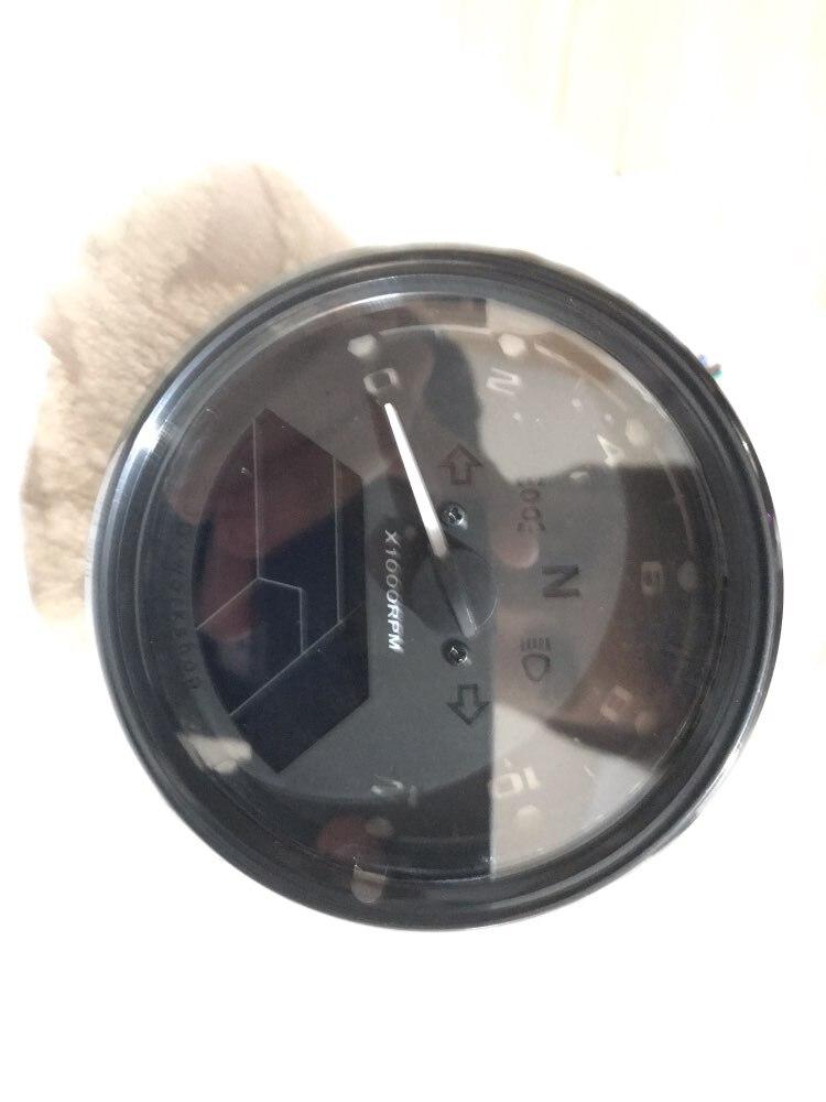 -- Impermeável Engrenagem Tacômetro