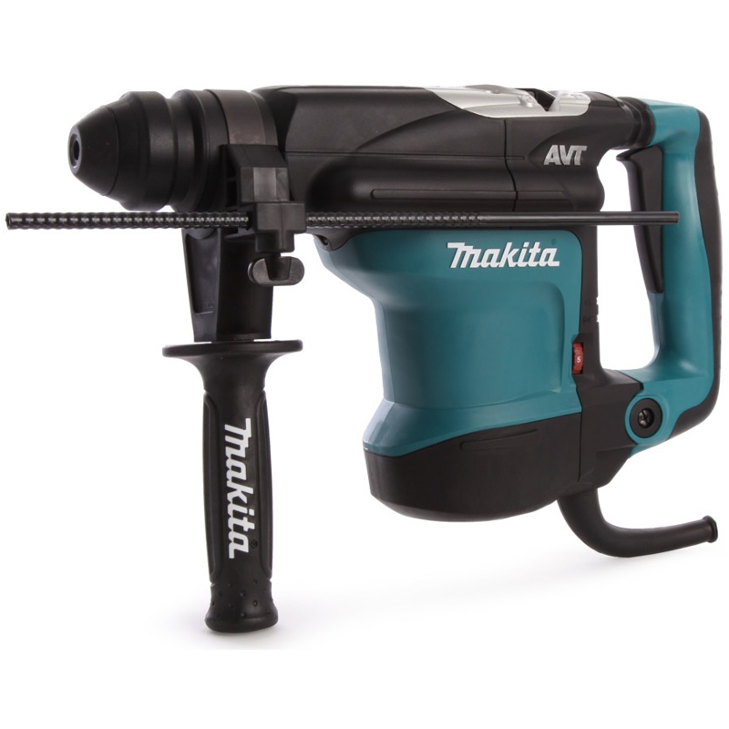 Electric hammer drill Makita HR3210C Power 850 W impact energy 55 j