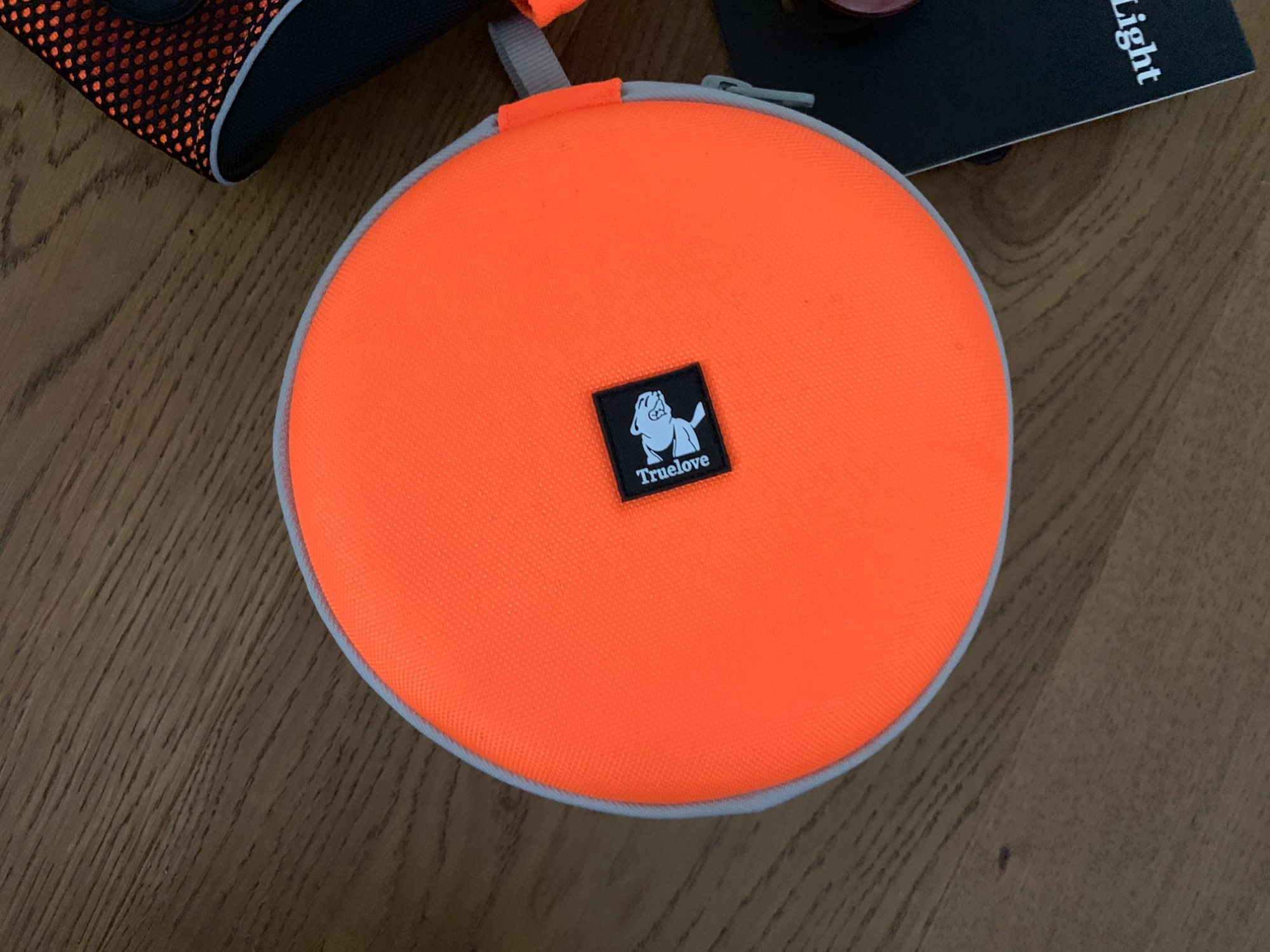 Collapsible 2 Way Use Dog Bowl | Waterproof Foldable Dog Bowl photo review