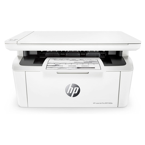 Multifunction Printer HP LaserJet Pro MFP M28a 32 MB image