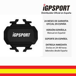 IGPSPORT SPD61 (wersja tylna) czujnik Velocidad inalámbrico ANT + y Bluetooth 4.0 Ciclismo Bicicleta Garmin Wahoo Bryton App|Akcesoria do rowerów elektrycznych|Sport i rozrywka -