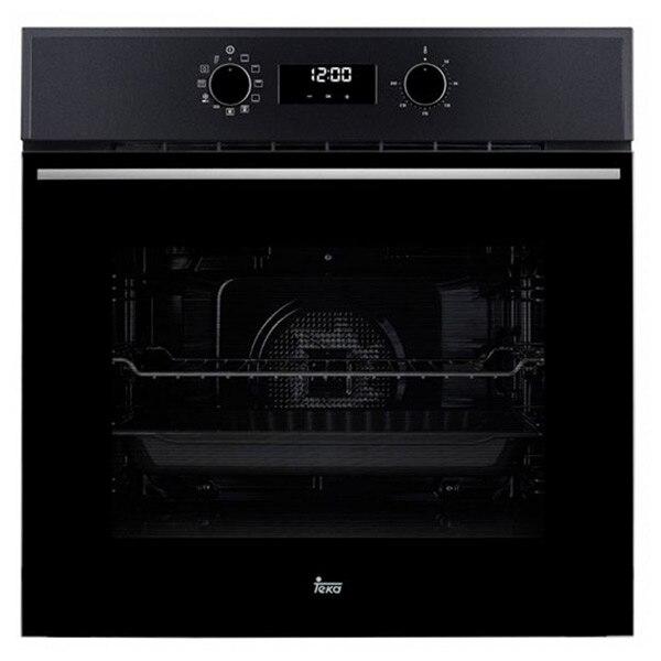 Pyrolytic Oven Teka HSB630P BK 70 L 3552W Black|Ovens| |  - title=