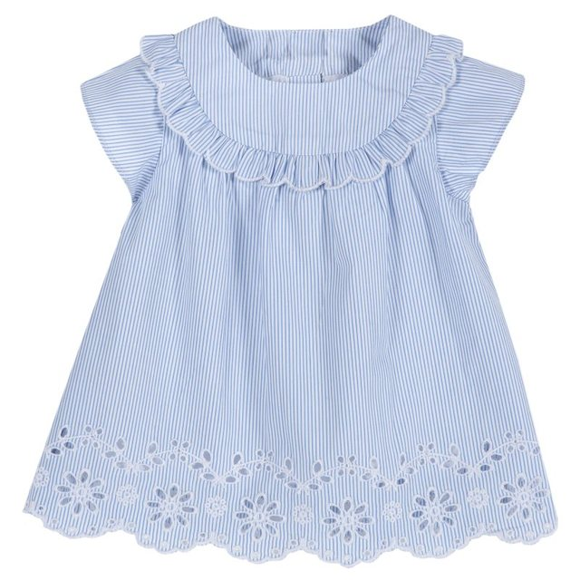 Dress Chicco, 080, blue color