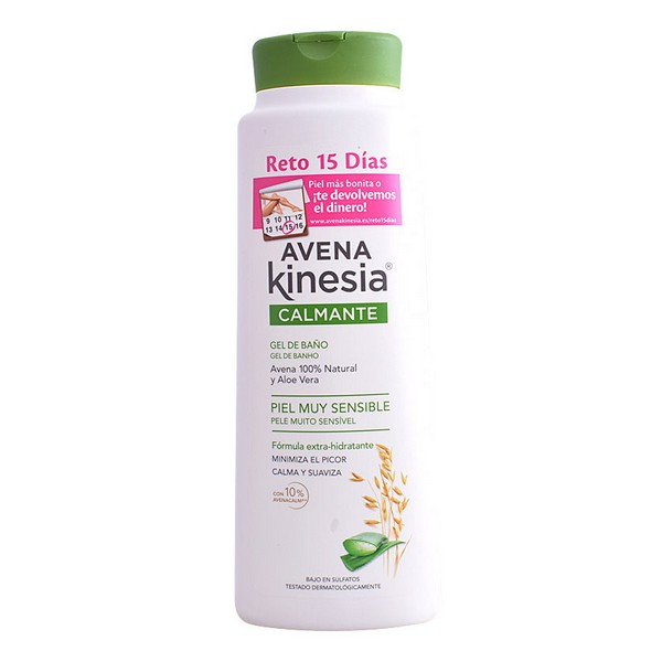 Shower Gel Calmante Avena Kinesia (650 Ml)