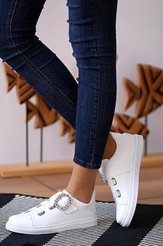 Różowe buty damskie Potin tanie i dobre opinie Pembe Potin Oksfordzie TR (pochodzenie) Sztuczna skóra Gumką Pasuje prawda na wymiar weź swój normalny rozmiar Na co dzień