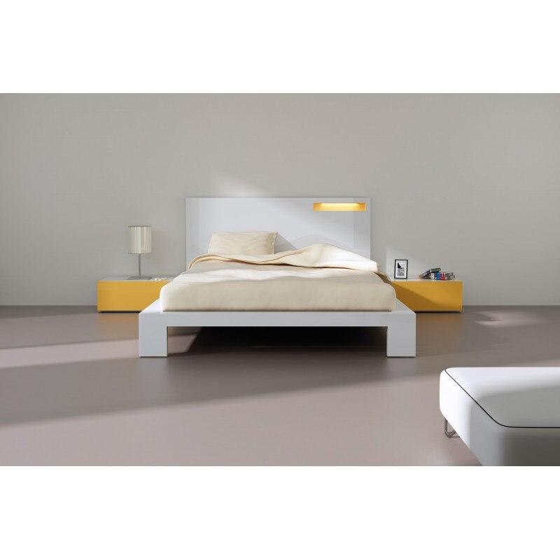 Cabecero moderno para cama matrimonio, lacado BRILLO 4 pósteres de cama rosa, dosel para cama de princesa Queen, mosquitera, tienda de cama, cortina de cuatro esquinas de largo hasta el suelo de 1,5x2 m # WW