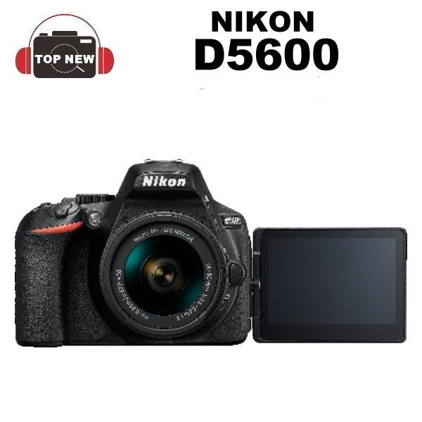 Nikon D5600 DSLR Camera 24.2MP Full HD 1080p Wi Fi Bluetooth with AF P 18 55mm VR Lens Kit cameras camera bluetooth bluetoothcamera nikon - AliExpress