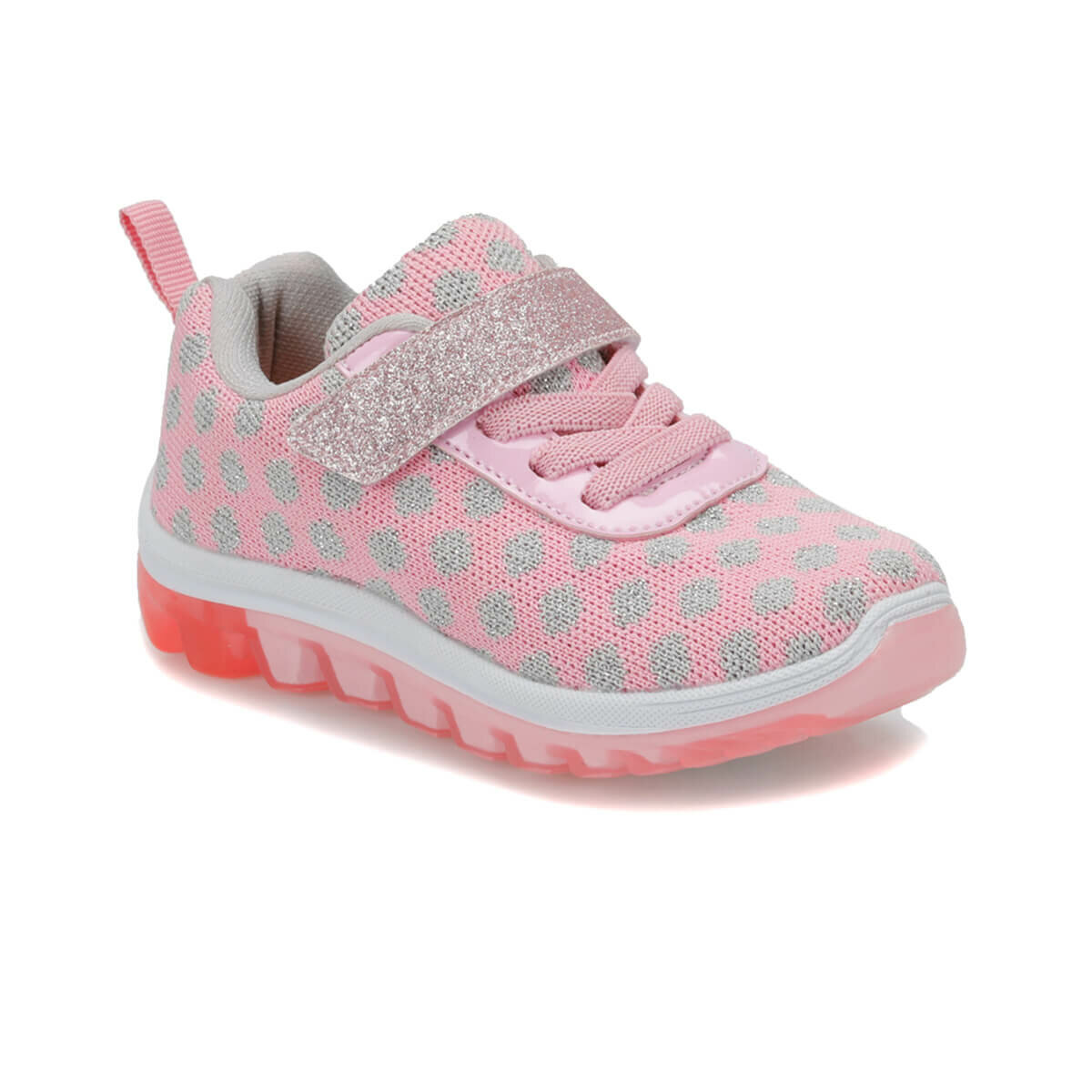 FLO YUFFY Fuchsia Female Child Sneaker Shoes I-Cool