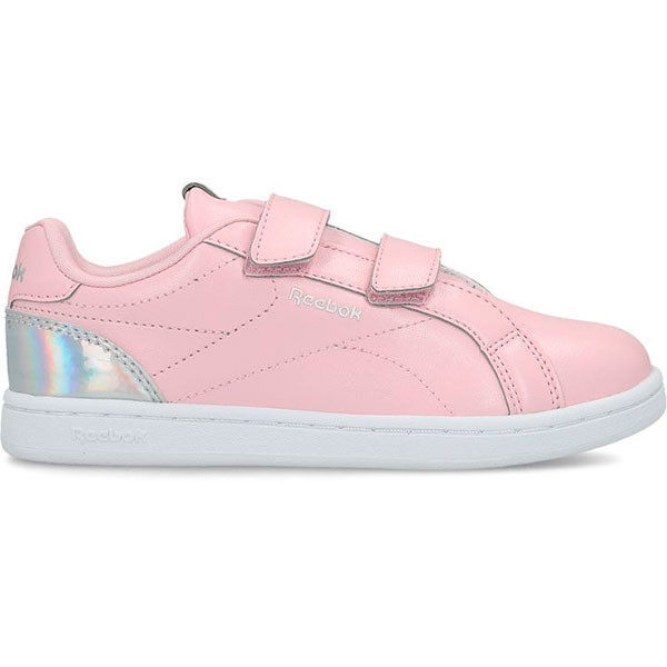 REEBOK Child shoes Unisex RBK ROYAL COMPLETE, free and Time sportwear, Pink