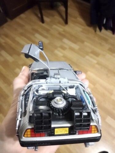 -- Modelo Máquina Delorean