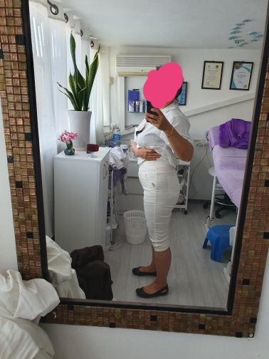 Plus Size Female Elastic Pants Capris 6Xl 5Xl Good Quality High Waist Women Crops Super Stretch Summer Calf Length Pencil Pants photo review