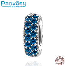 New Jewelry Making 100% Sterling Silver 925 Bead Fit Pandora Charms Silver 925 Original Bracelet 2020 Charm Beads DIY Gift Women цена 2017