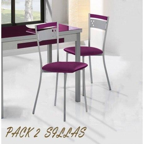 Pack chaise de cuisine modèle
