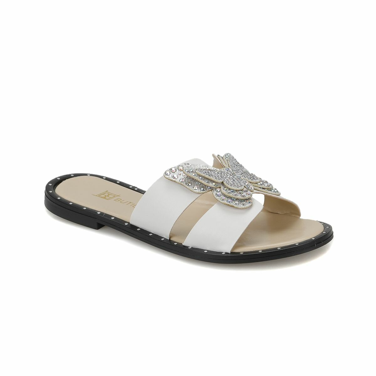 FLO FİNO White Women 'S Slippers BUTIGO