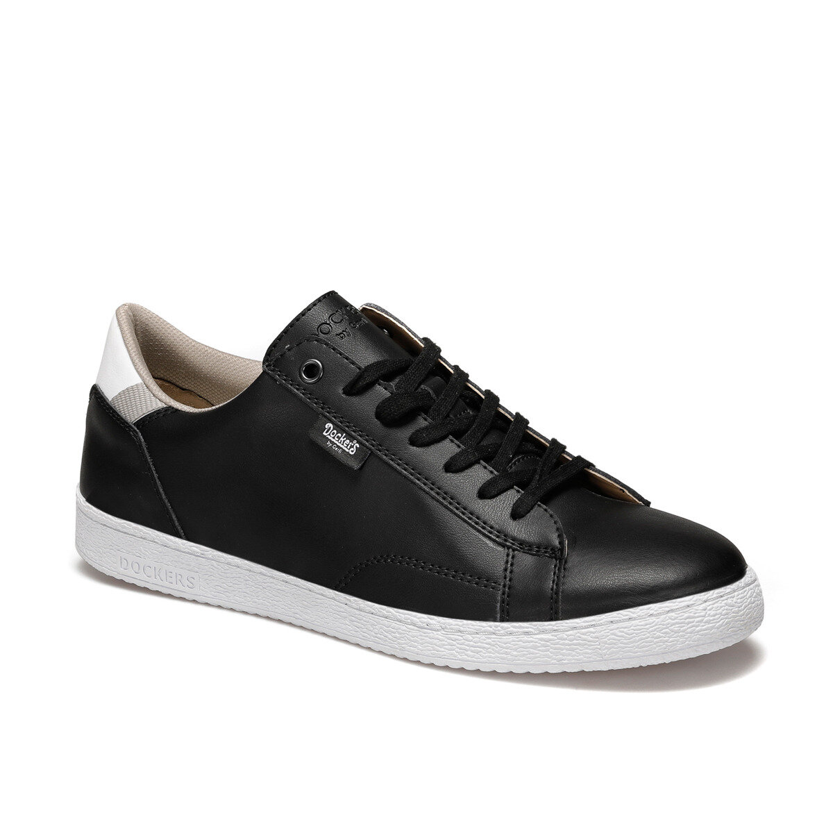 FLO 226102 Black Male Sneaker By Dockers The Gerle