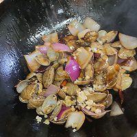 辣炒花蛤(花蚬子、花甲、蛤喇)的做法图解10