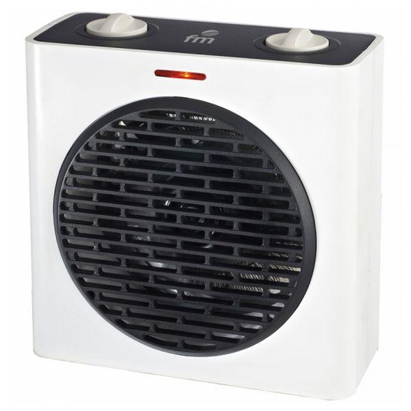 Vertical Heater Grupo FM T-20 2000W White