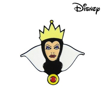 Pin Villains Disney Metal Black фото