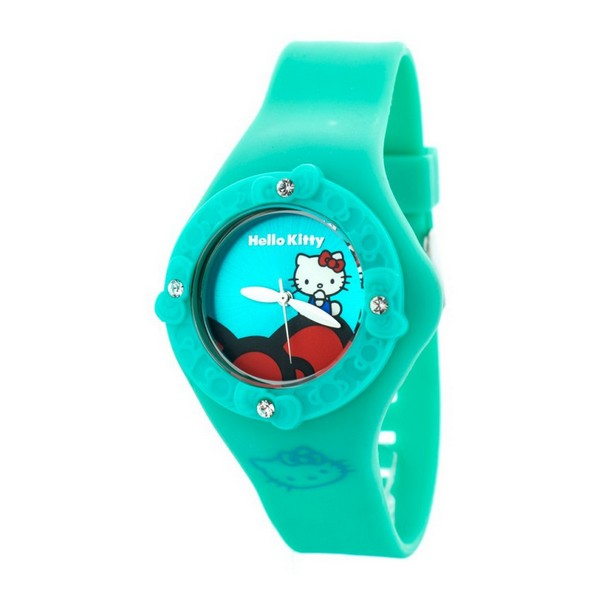 Infant's Watch Hello Kitty HK7158LS-13 (40 Mm)