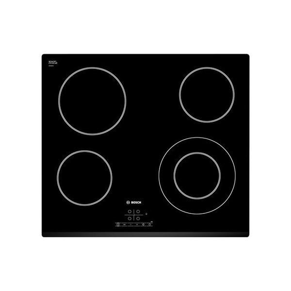 Glass-Ceramic Hob BOSCH PKF631B17E. 60 Cm