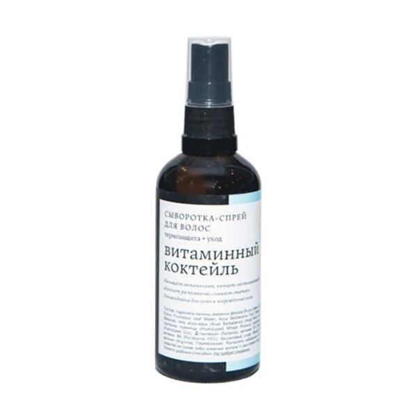Krasnopolyanskaya Cosmetics Serum-spray For Hair