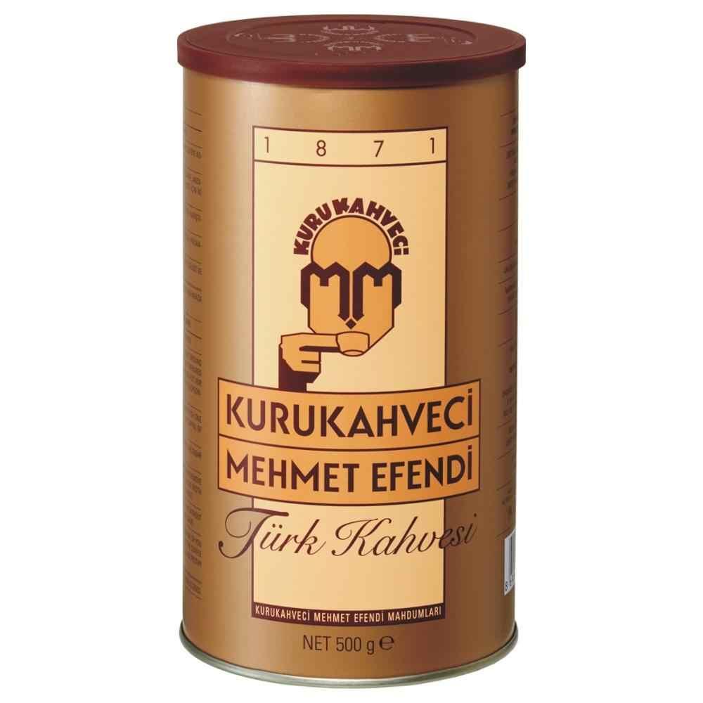 トルココーヒー地面トルココーヒー泡コーヒー 500gr エスプレッソ kurukahveci mehmet フェンディ