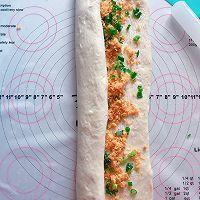 香葱肉松咸味吐司的做法图解10