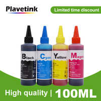 100ml 4 Color Dye Ink Refill Kit for HP 903 904 905 Ink Cartridge Ciss Ink for HP OfficeJet Pro 6950 6956 6960 6970 Printer