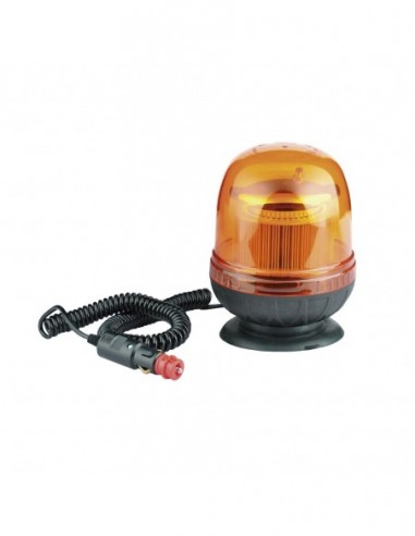JBM 53455 ROTATING Warning Light LED MAGNETIC