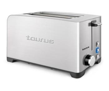 Toaster Taurus MyToast Duplo Legend 2R 1400W Stainless steel