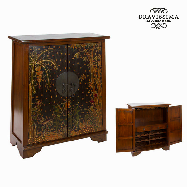 Bottle Rack Batik - Paradise Collection By Bravissima Kitchen