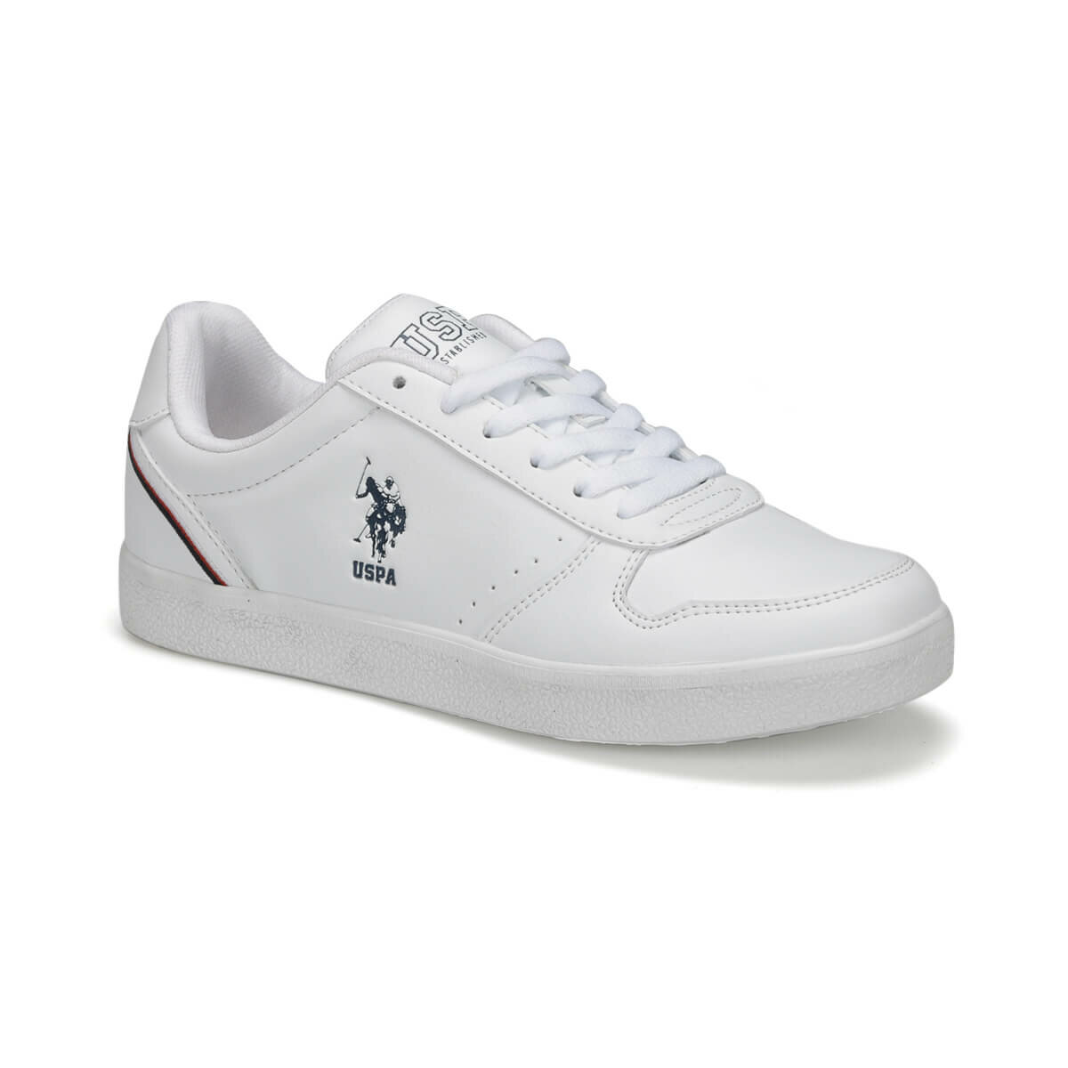 FLO JACKSON 9PR White Women 'S Sneaker Shoes U.S. POLO ASSN.