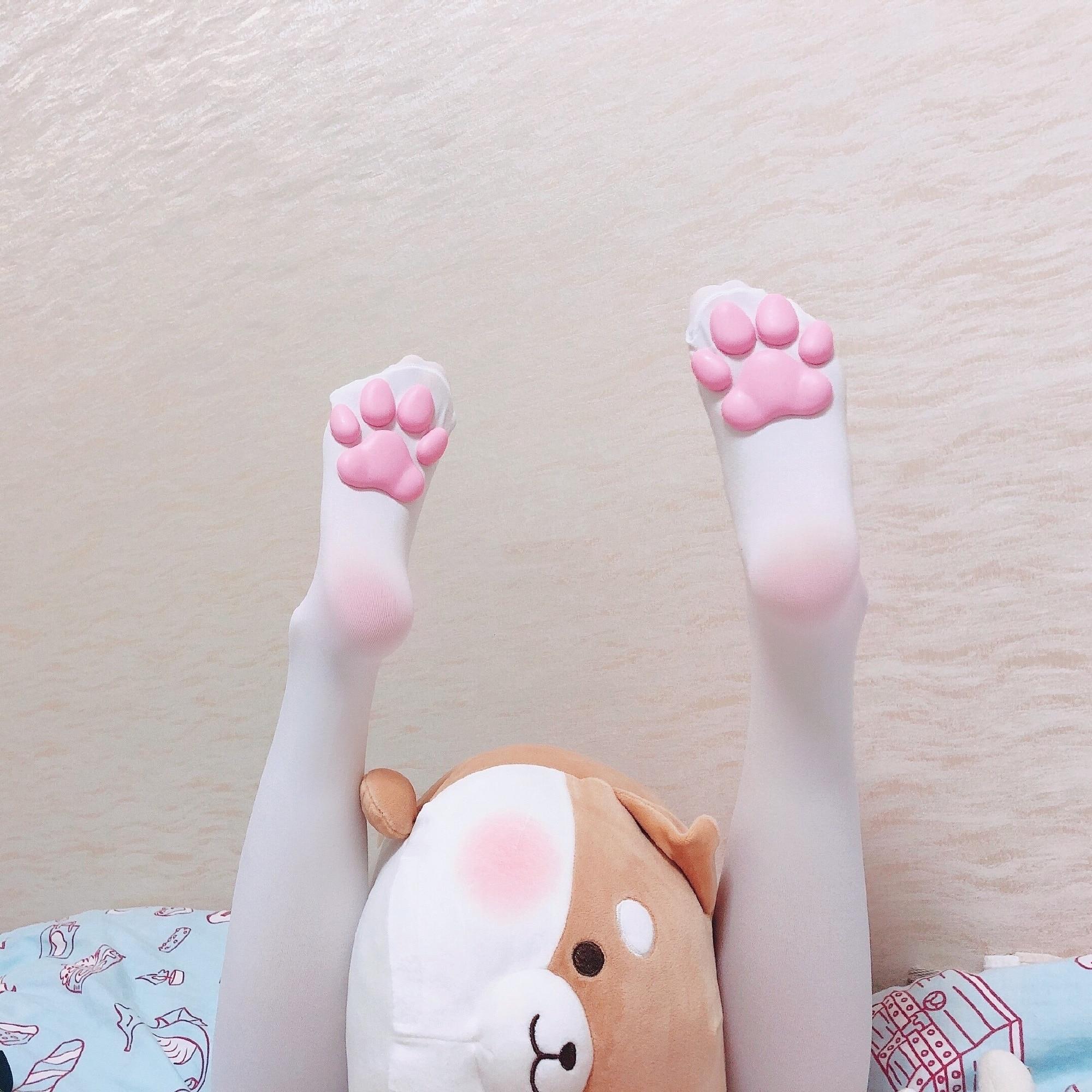 Pawpads Kitty Stockings 4