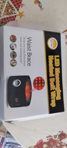 InfraBeltMassager™ – Relieve Menstrual & Sedentary Lumbago Pain! photo review