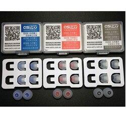 Ostry os100/os200/os300 이어폰 터닝 팁 ostry hifi 이어폰 kc06a kc06 및 카테터 직경 4mm-6mm 이어폰