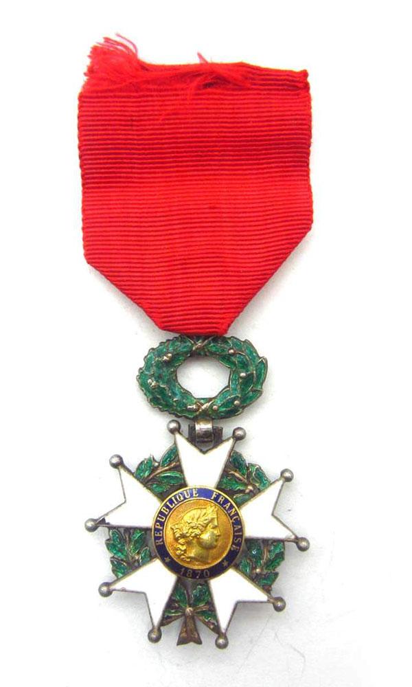 法国荣誉军团勋章