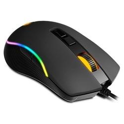 LED Gaming Mouse Krom NXKROMKANE RGB Black