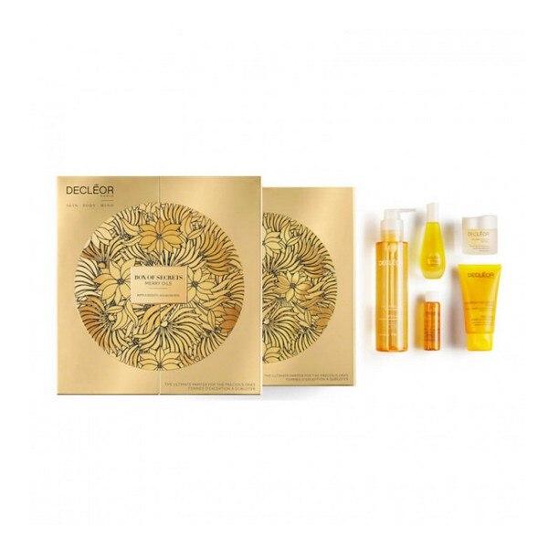 Women's Cosmetics Set Box Of Secrets Decleor (5 pcs) janssen cosmetics pure secrets
