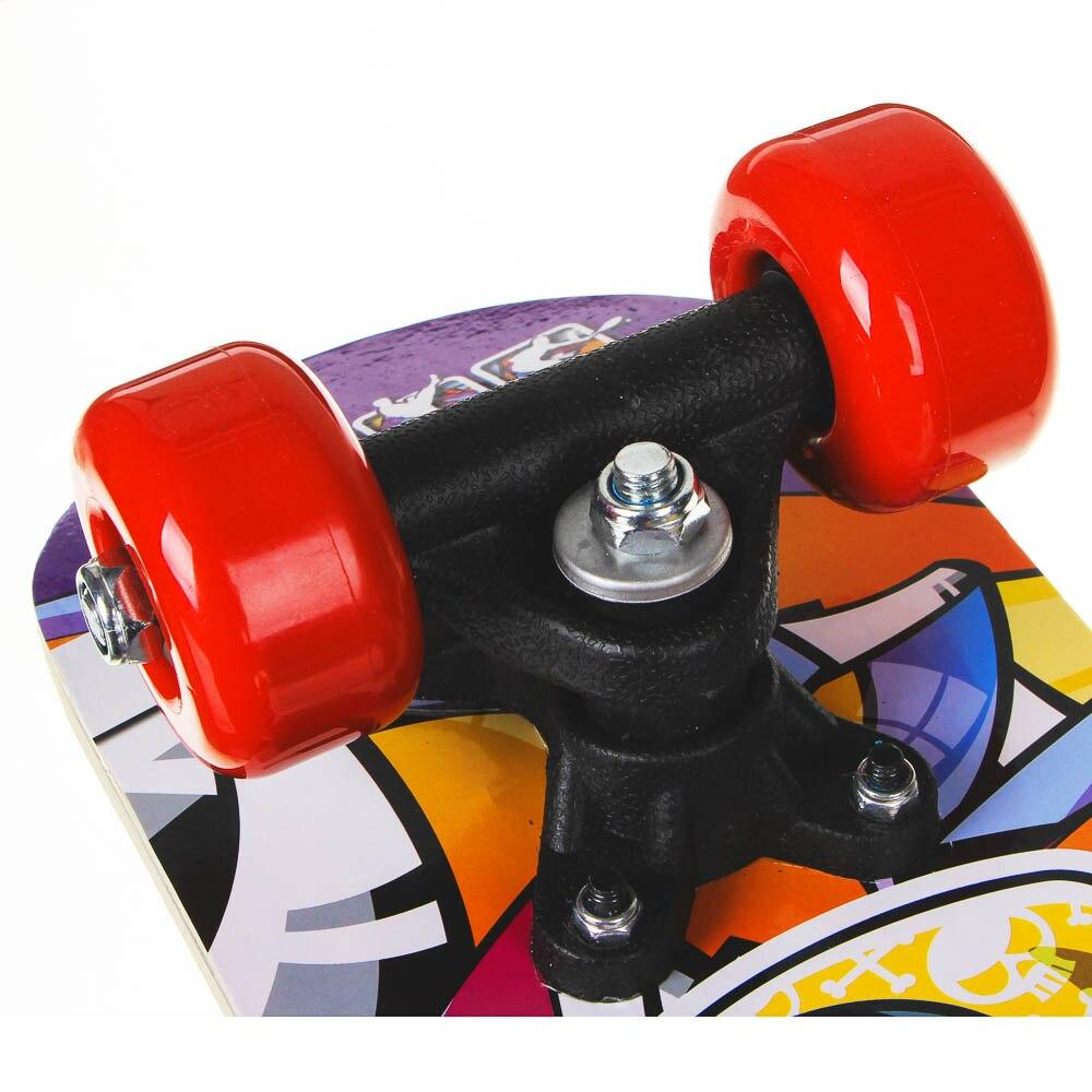 Planche à roulettes, 43Х13, **173, PLAST.CRAFT, 5030 PVC, charge MAX 30 KG, - 2