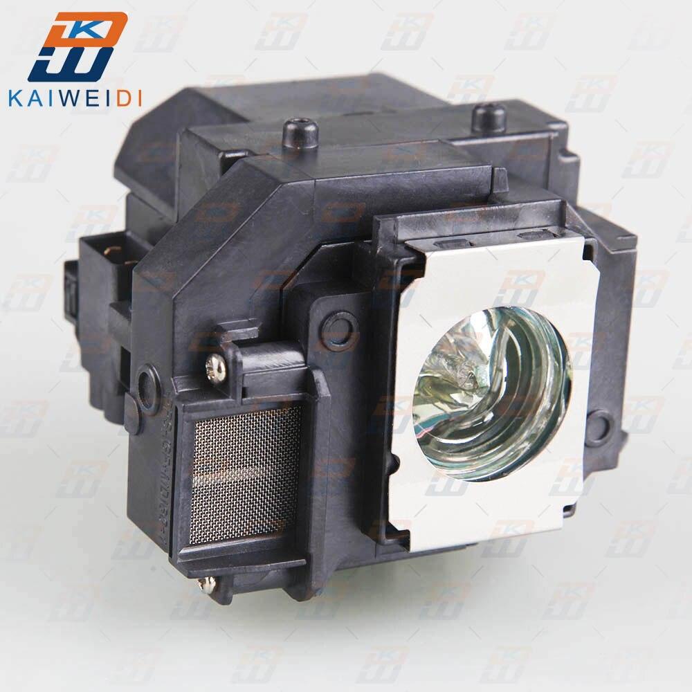 Compatible Projector Lamp Module ELPL58 V13H010L58 For Epson EB-X10 EB-X7 EB-X72 EB-X8 EB-X8e EB-X9 EB-X92 EH-DM3 EH-TW450