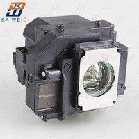 Compatible con módulo de la lámpara para proyector ELPL58 V13H010L58 para Epson EB-X10 EB-X7 EB-X72 EB-X8 EB-X8e EB-X9 EB-X92 EH-DM3 EH-TW450