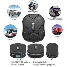 TKSTAR – Mini TK905 moniteur de voiture, 1500mAh, 30 jours d'autonomie en veille, 2G, localisateur GPS, étanche, magnétique, moniteur vocal