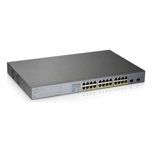 Switch ZyXEL GS1300-26HP-EU0101F 24 Gb 250W 26 Ports Grey