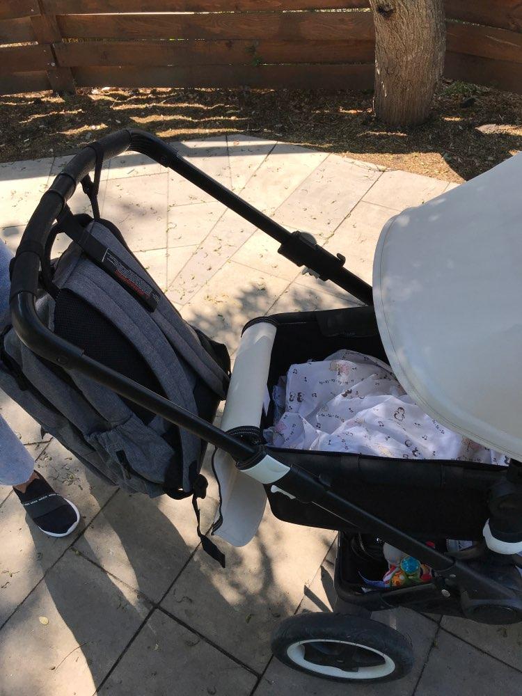Bolsa Maternidade Mamãe Feliz 100% Original photo review