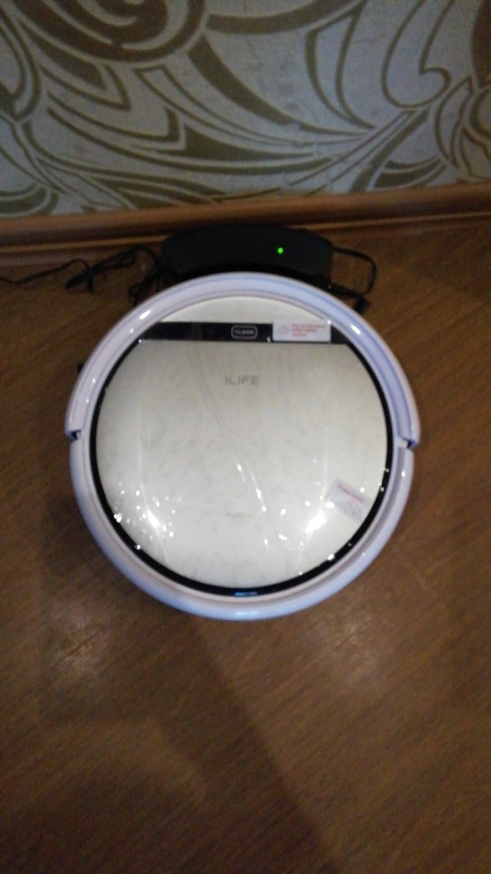 Robot vacuum cleaner  ILIFE  V50 для  сухой уборки|Vacuum Cleaners|   - AliExpress