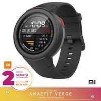 Plaza Garantía Verge Amazfit Xiaomi Smartwatch Reloj Deportivo czujnik GPS Frecuencia karta IP68 wersja globalna 11 Modos dep w Inteligentne zegarki od Elektronika użytkowa na